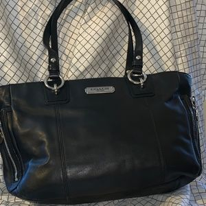 Coach Gallery Zip Tote
